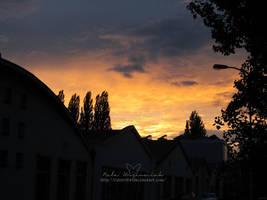 So Orange by NelEilis