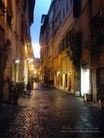 Rome alley by NelEilis