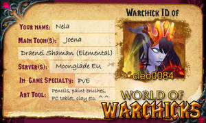 Warchick ID by NelEilis