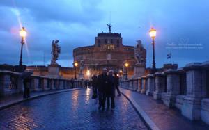 Castel Sant'Angelo by NelEilis