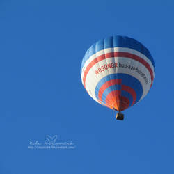 Hot air baloon by NelEilis