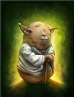 Master Yotato by NelEilis