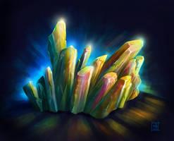 Crystals by NelEilis