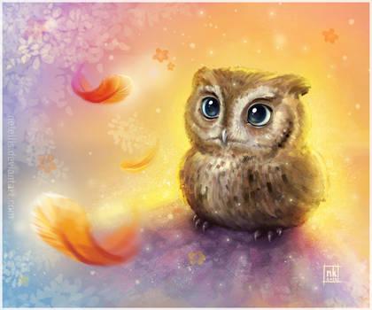 Mr. Owl by NelEilis