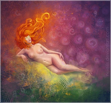 Venus by NelEilis