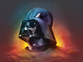 Vader by NelEilis