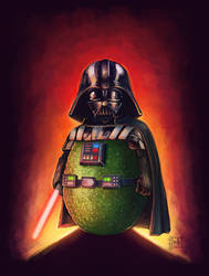 Darth Vadocado by NelEilis