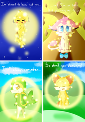 Goodbye Poem [MILD SPOILERS FOR ALL PMD GAMES] by WingsThePhoenix