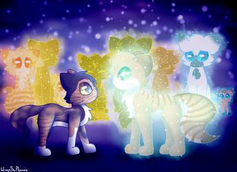 Twilightstar's Ceremony by WingsThePhoenix