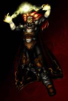 Ganondorf by calbhach