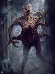 THE THING by norbface