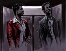 Fight Club by norbface
