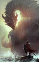 Gemstone Knights: Elder Dragon by norbface