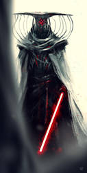 Vader redesign by norbface