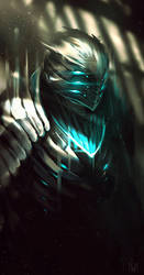Dead Space - Isaac Clarke armour redesign by norbface
