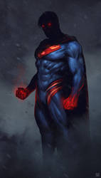 SUPERMAN redesign2 by norbface