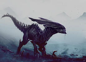 Xeno - Ciraptor by norbface