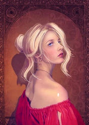 Lorianne Blithe by travelthenight