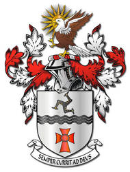 Embellished Heraldry 7 by PeridotPangolin
