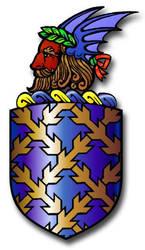Embellished Heraldry 11 by PeridotPangolin
