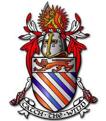 Embellished Heraldry 13 by PeridotPangolin