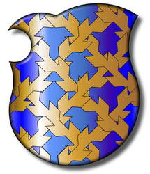Embellished Heraldry 15 by PeridotPangolin