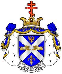 Embellished Heraldry 18 by PeridotPangolin
