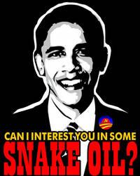 SNAKE OIL ANYONE? by PeridotPangolin