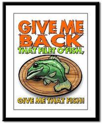 GIMME THAT FISH by PeridotPangolin