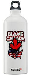 BLAME CANADA by PeridotPangolin