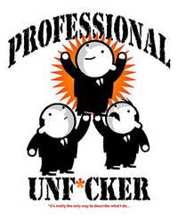 PROFESSIONAL UNF CKER by PeridotPangolin