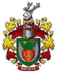 Heraldry Embellished Jun 2010 by PeridotPangolin