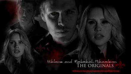 The Originals, Niklaus and Rebekah. by LivingDeadSmurf