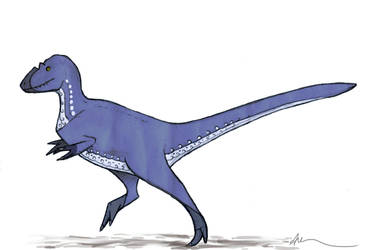Animated Yutyrannus by Ashere