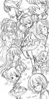 Sketches... by MunMunChan