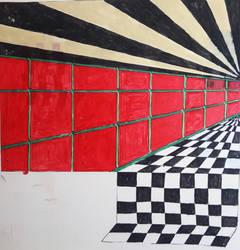 Test for a mural by estevesalberto35