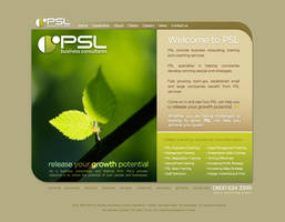 psl website by crezo