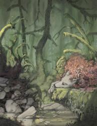 The Plant Spirit by Seyorrol