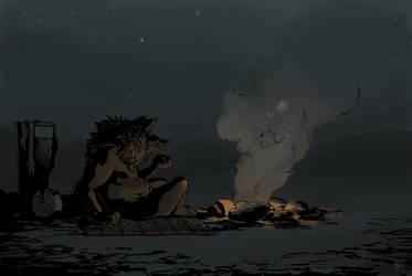 Spirit in the Smoke by Seyorrol