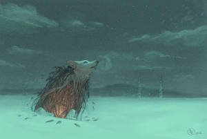 Winter Repose by Seyorrol