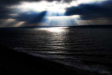 Peaceful Ocean by Sunrobot