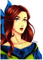 Medea (Young Hero of Kvatch) by epresvanilia