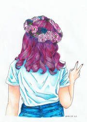 Flower Crown by epresvanilia