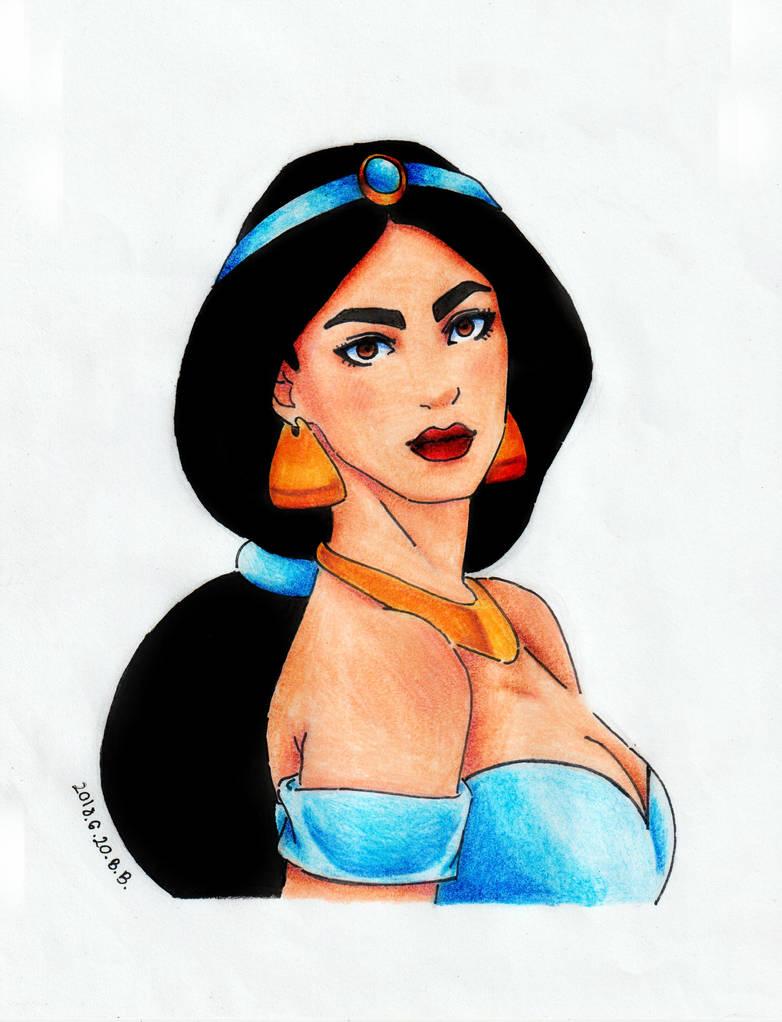 Jasmine by epresvanilia