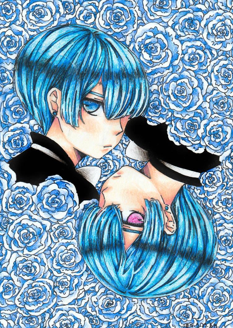 Ciel and 'Ciel' by epresvanilia