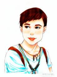 Jodie Holmes by epresvanilia