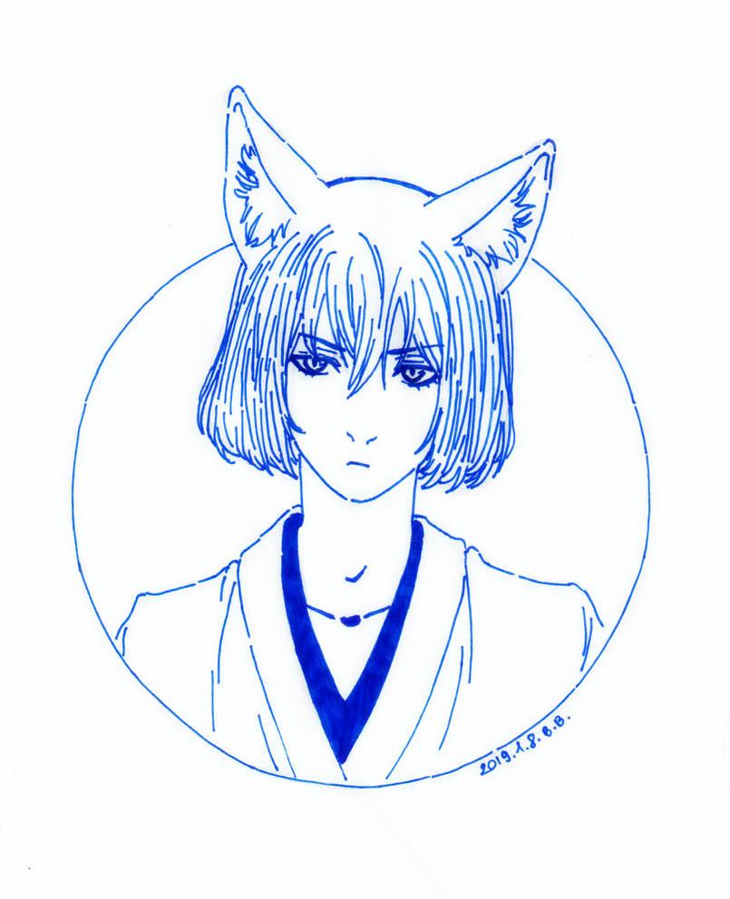 Tomoe by epresvanilia