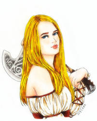 Nord Wife by epresvanilia