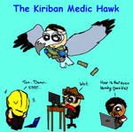 The Kiriban Medic Hawk by Hedgehogyawn