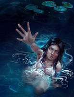 Truth about Mermaids by RoanNna